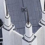 LDS Temple - Washington D.C. (Birds Eye)