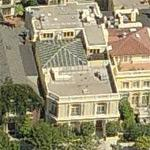 Gordon Getty's house
