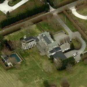 Richard LeFrak's House (Former) (Birds Eye)