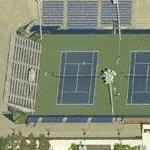 Los Angeles Tennis Center - UCLA (Birds Eye)