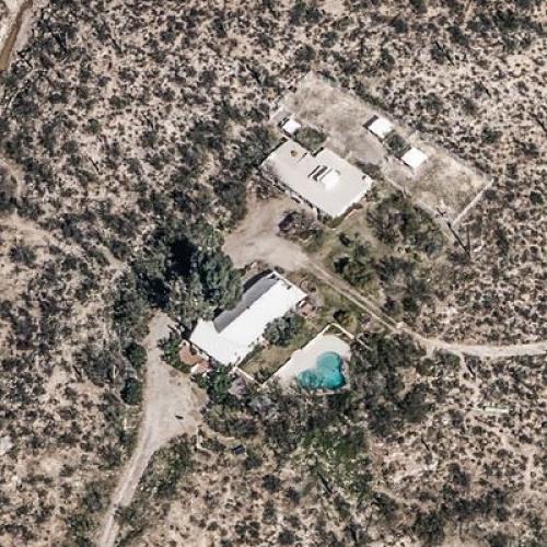 Paul McCartney's Ranch (Birds Eye)