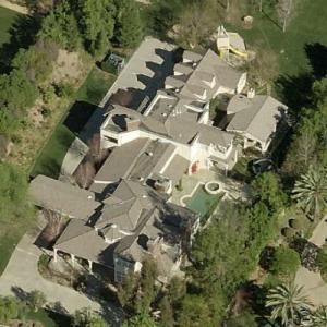 Bruce Jenner's House (former) (Bing Maps)