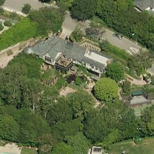 Adam Levine & Behati Prinsloo's House (Bing Maps)