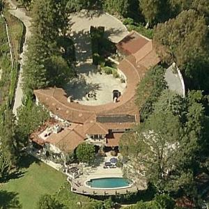 James Murdoch's House (Birds Eye)
