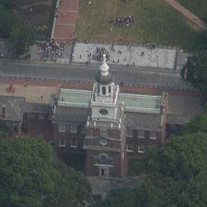 Independence Hall (Birds Eye)
