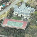 Leslie Moonves' house (former) (Birds Eye)