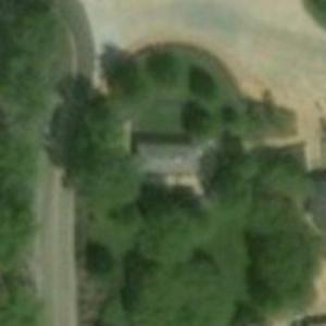 Elvis Presley's Birthplace (Birds Eye)