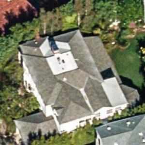 Timothy Olyphant's House (Birds Eye)