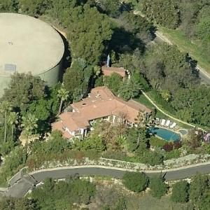 John Stamos' House in Beverly Hills, CA - Virtual ...
