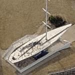 America's Cup yacht Jayhawk