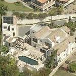 Britney Spears' House (Rumored) (Birds Eye)
