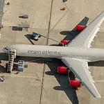 Virgin Atlantic Airways - Airbus A340-642 (Birds Eye)
