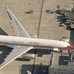 China Eastern Airlines - Airbus A330-343X (Birds Eye)