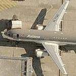 Asiana Airlines - Airbus A320-232 (Birds Eye)