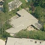 Clarence Avant's house (Birds Eye)