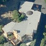 Carlos Santana's House (Birds Eye)