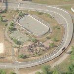 Asheville Motor Speedway (Bing Maps)