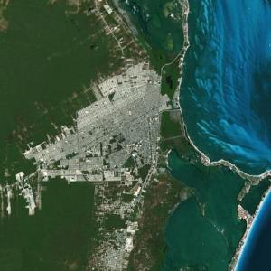 Cancun (Bing Maps)