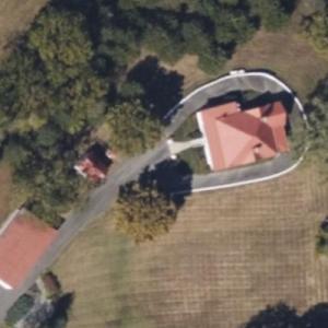 Dolly Parton's Farm (Bing Maps)