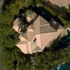 Dana White's House (Bing Maps)