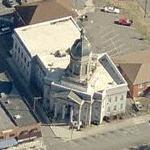 Cherokee County Courthouse (Birds Eye)