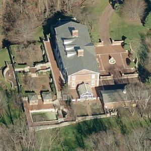 Vince McMahon's House (Bing Maps)