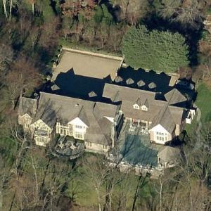 Linda & Vince McMahon's house (Birds Eye)