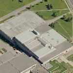 Le Pavilion d'éducation physique et des sports de l'Université Laval (Birds Eye)
