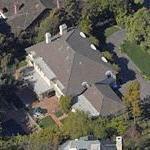 Amy Yasbeck's House (Birds Eye)