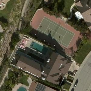 Ginger Lynn's House (Former) (Bing Maps)