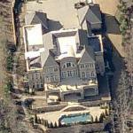 T.I.'s House (Birds Eye)