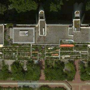 Olympic Village (Bing Maps)