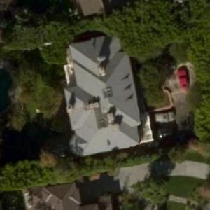 Jonathan Frakes & Genie Francis' House (Former) (Bing Maps)