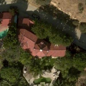 John Taylor's House (Bing Maps)