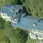 Mike Mills' House (Birds Eye)
