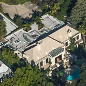 Luther Vandross' House (former) (Birds Eye)