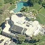 Charlie Sheen's House (former) (Birds Eye)