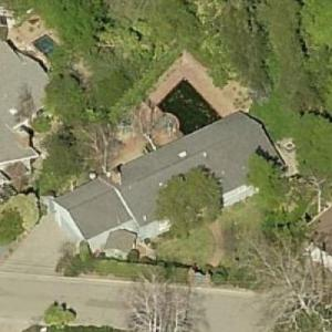 Simon Phillips' House (Former) (Birds Eye)