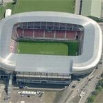 Hypo Group Arena Klagenfurt (Birds Eye)