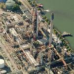 Naantali Oil Refinery (Birds Eye)