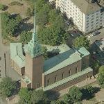 Mikael Agricola Church (Birds Eye)