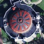 West Baden Springs Hotel (Bing Maps)