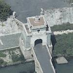 Ponte Milvio (Birds Eye)