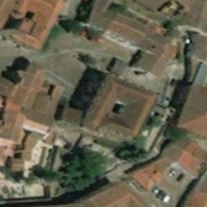 Palace of the Veletas (Bing Maps)