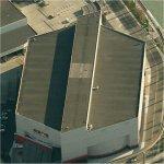 Joe Louis Arena (Birds Eye)