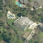 Frank Sinatra, Jr.'s House (former) (Birds Eye)