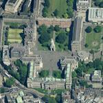 Trinity College - Dublin (Bing Maps)