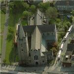 Saint Patrick's Cathedral - Dublin (Birds Eye)