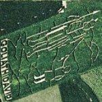 David and Goliath maze (Bing Maps)
