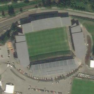 Lerkendal Stadion (Bing Maps)